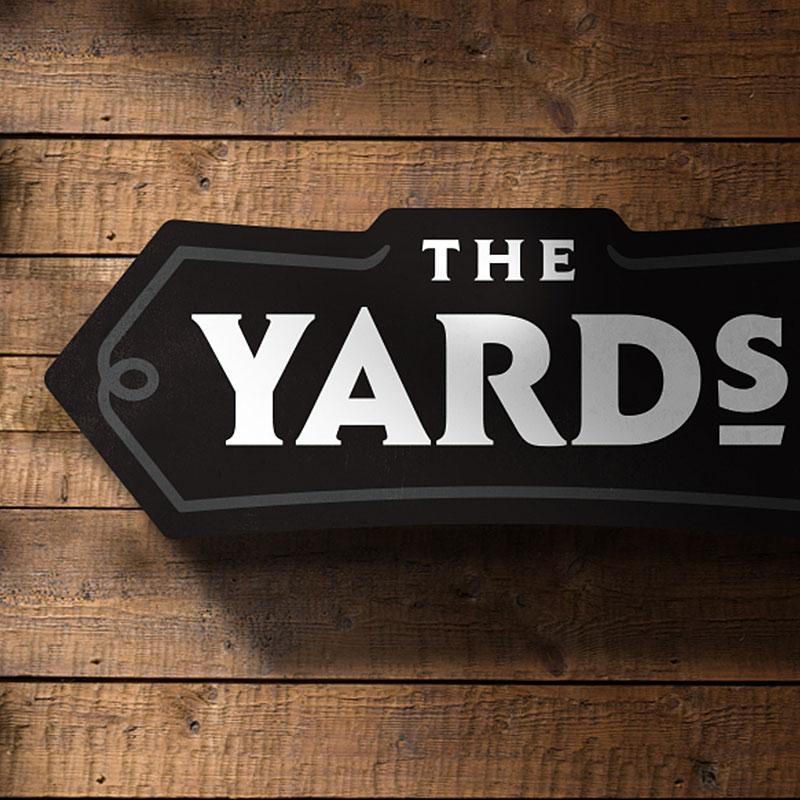 The Yards Signage