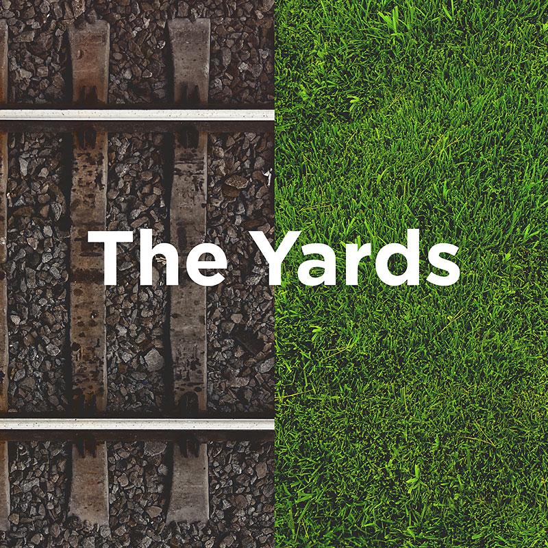 The Yards Branding Image